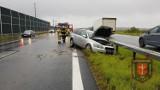 Tarnów, Brzesko. Seria porannych wypadków na autostradzie A4. Są utrudnienia w ruchu w okolicach Brzeska oraz Tarnowa