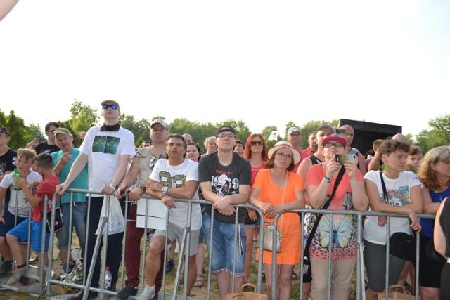 Podczas Dni Będzina publiczność dopisała. W parku pojawiły się tłumy. Zobaczcie się