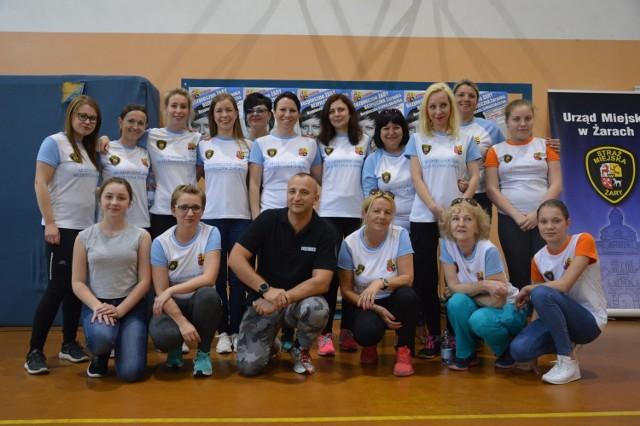 W projekcie dla kobiet Bezpieczne Żary, bezpieczna żaranka uczestniczyło 60 kobiet. Szkolenie zakończyło 48.