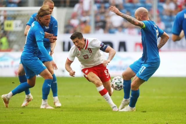 Polska - Islandia 2:2