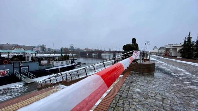 Ostatniej doby wodowskazy w Gorzowie pokazały 299 centymetrów.