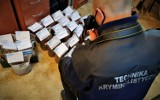Bytowscy policjanci znaleźli ponad 20 kg krajanki tytoniu bez akcyzy. Sprawa jest rozwojowa