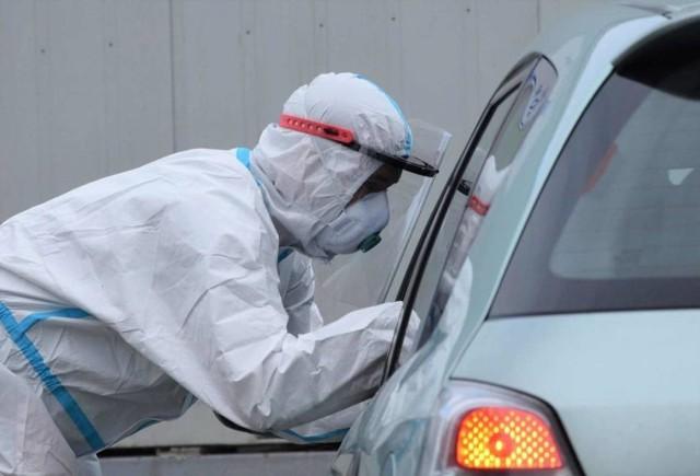 Na liście zakażonych koronawirusem jest 41 mieszkańców powiatu inowrocławskiego i 8 - powiatu mogileńskiego