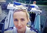 Policjantka z Augustowa zwyciężyła półmaraton w klasyfikacji służb mundurowych