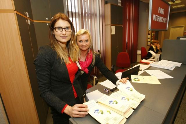 Agnieszka Więckiewicz - Mączka i Monika  Radolińska- Zabłocka odpowiedzą na wasze pytania w wałbrzyskim BOK.