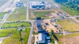 Pyrzowice: Nowa wieża kontroli lotów będzie najwyższa! Wmurowanie kamienia węgielnego [ZDJĘCIA]