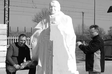 Bytów. Pomnik Jana Pawła II ma być duży i wykonany przez znanego artystę