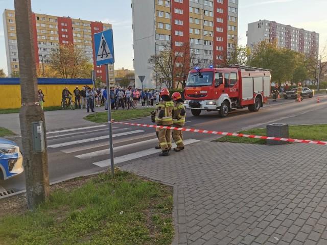 Do trzech potrąceń pieszych doszło w lipcu we Włocławku, na kolejnych stronach przegląd wypadków w lipcu 2021 roku.