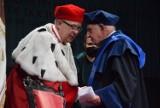 Profesor Theodor Meron z tytułem doktora honoris causa Akademii Kaliskiej ZDJĘCIA