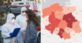 Koronawirus w Śląskiem: Zakażeń coraz mniej, lecz wciąż sporo zgonów. Jak wygląda sytuacja w Twoim mieście?