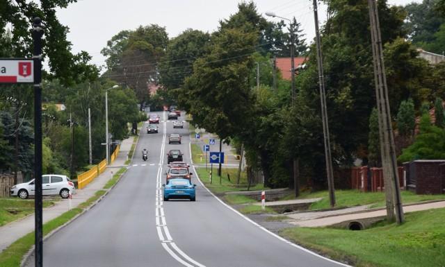 Ul. 3 Maja  droga krajowa