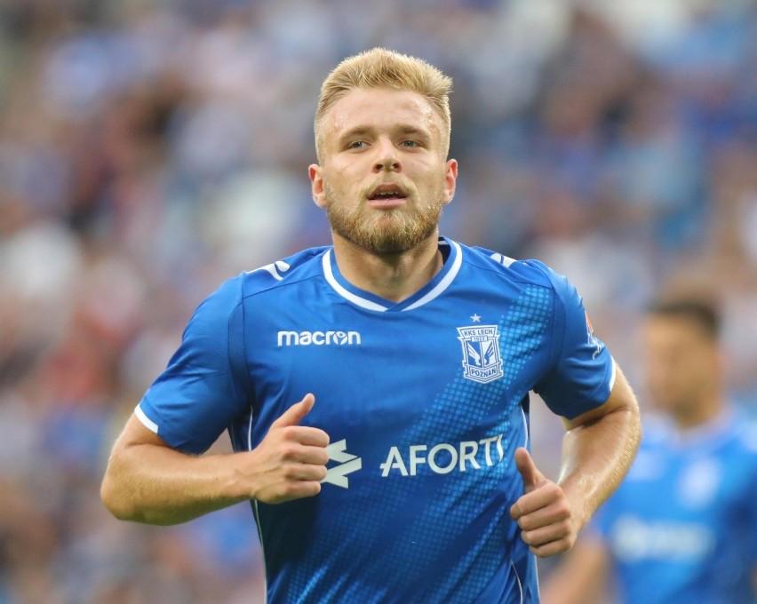 W najbliższym sezonie Tymoteusz Puchacz będzie piłkarzem...