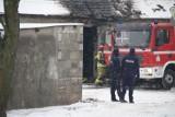 Tragedia w powiecie brodnickim. Spalone ciało młodego mężczyzny w budynku gospodarczym w Miesiączkowie, w gminie Górzno