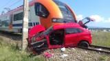 Wypadek w Szaflarach. Jest raport komisji wypadków kolejowych
