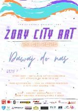 Festiwal Żory City Art. Zupełnie nowa impreza w Żorach. Ma na celu promowanie talentów