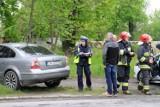 Karambol na ul. Opolskiej we Wrocławiu. Zderzyły się cztery samochody