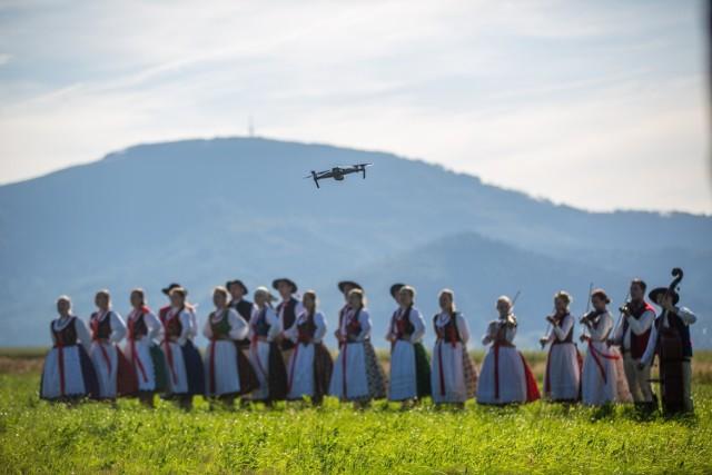 Część koncertów TKB, jakie w tym roku zobaczą widzowie, została efektownie zarejestrowana z użyciem m.in. dronów i kamer