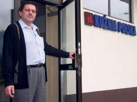 Domagamy się między innymi przestrzegania podpisanych wcześniej uzgodnień — mówi Jan Ziarko, przewodniczący Solidarność w Zakładach Kuźniczych.