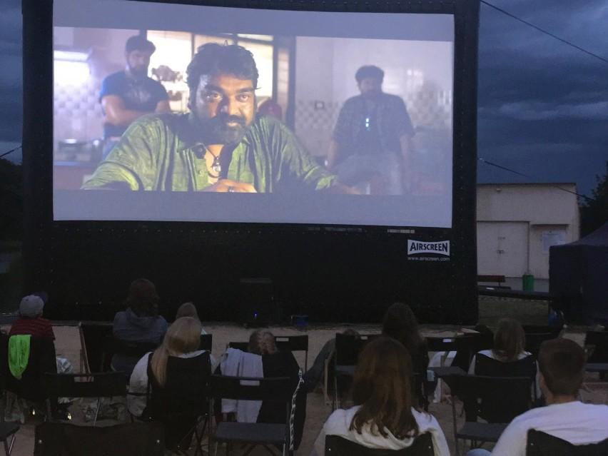 Letnie Kino w Kolbudach wystartowało. Pierwsze seanse wyświetlone. Zobaczcie zdjęcia!