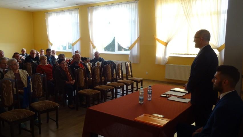 Wiesław Popiołek spotkał się z wyborcami [FOTO+FILMY]