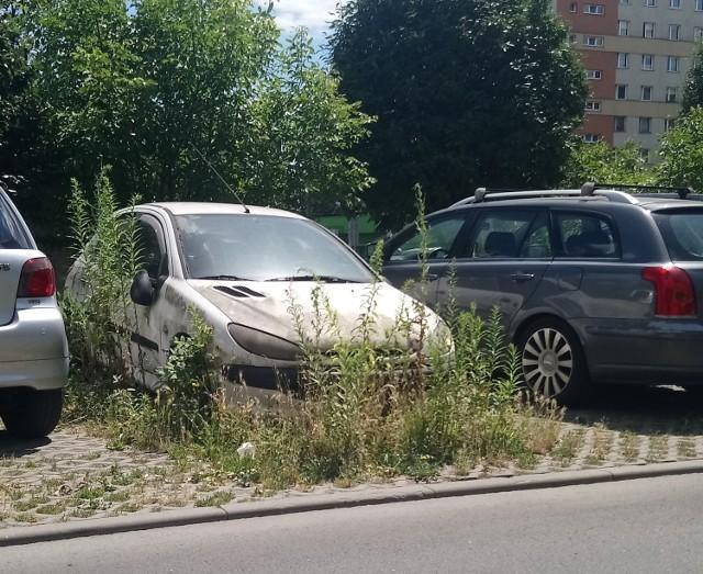 os. Kościuszkowskie 6 Peugeot 206