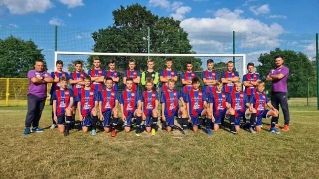 Olimpijczyk Kwakowo sensacyjnie wywalczył awans do Centralnej Ligi Juniorów U-15, pokonując w barażach Salos Szczecin.