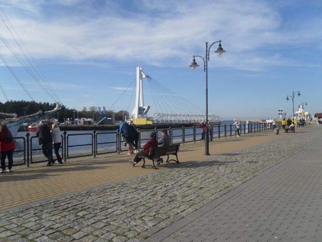 Wrzesień w Ustce i regionie był ciepły i raczej słoneczny. Podobnie będzie także na początku października.
