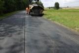 Więcbork - Sępólno - Tuchola. Rozpoczął się remont drogi wojewódzkiej nr 241. Utrudnienia dla kierowców [zdjęcia]