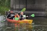 16. Spływ kajakowy rzeką Obrą szlakiem Karola Wojtyły - 13 czerwca 2021. Podsumowanie i zdjęcia