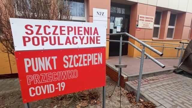 Szpital w Kaliszu przyspiesza z akcją szczepień przeciwko COVID-19