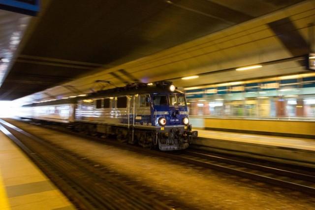 Dramatyczne sceny rozegrały się w pociągu relacji Bohumin-Hel.