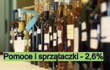 Polacy piją coraz więcej alkoholu. A w których zawodach najwięcej? Sprawdź!