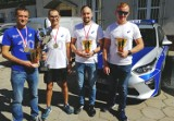 Policjanci ze Świecia wygrali w Pile półmaraton