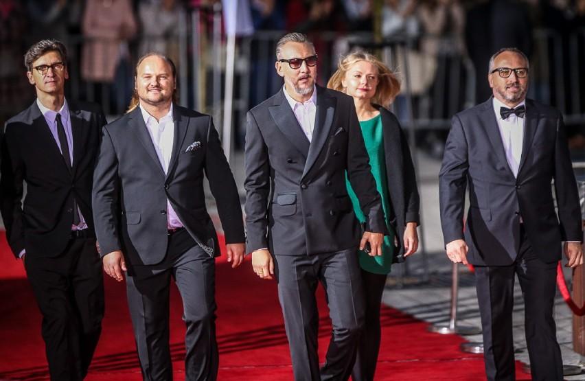Festiwal Filmowy Gdynia 2017 Gwiazdy Na Czerwonym Dywanie