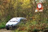 Jesteś EKO? Nie wjeżdżaj samochodem do lasu!
