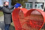 Serce na plastikowe nakrętki stanęło w Zelowie