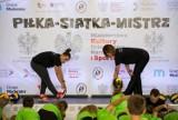Niezwykła lekcja wuefu z mistrzyniami - Magdaleną Fularczyk-Kozłowską i Katarzyną Skowrońską, czyli PIŁKA-SIATKA-MISTRZ w Kruszwicy