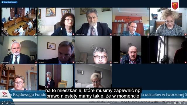 Radni miasta Bochnia odrzucili projekt uchwały o utworzeniu spółki SIM Małopolska sp. z o.o.