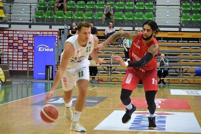 Koszykarze Stelmetu Enei BC Zielona Góra pokonali GTK Gliwice 92:73.
