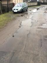 Szamotuły. Radny Heckert apeluje o znalezienie środków na remont zniszczonych dróg i ulic