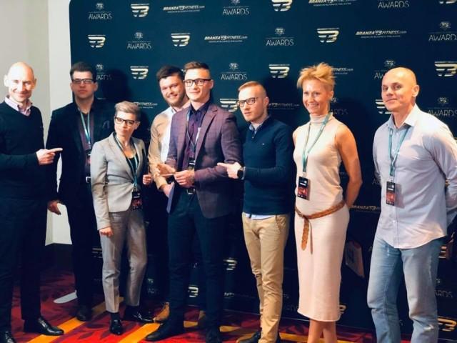 Tobiasz Dziurdziewski został najskuteczniejszym managerem branży fitness 2019 roku [ZDJĘCIA]