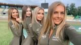 Piękne dziewczyny z Falubazu Zielona Góra i Stali Gorzów walczą o tytuł Miss Startu PGE Ekstraligi