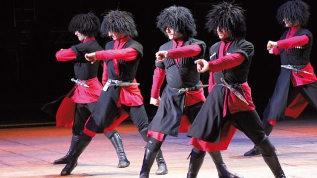 Narodowy Balet Gruzji wystąpi w Lubinie!