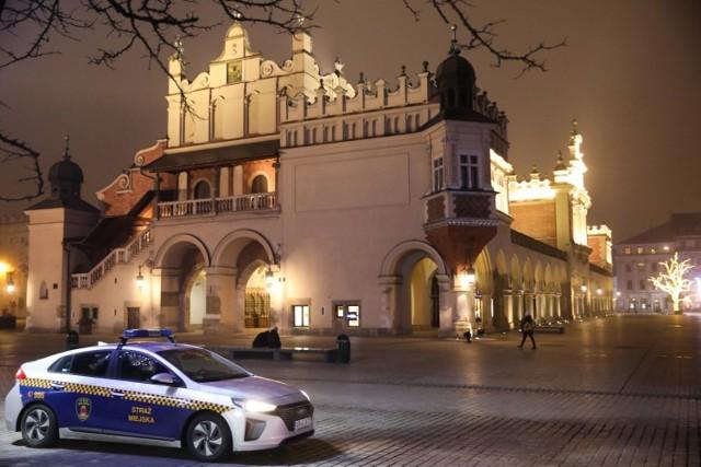Straż miejska miasta Krakowa