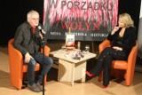 Krzesimir Dębski i Anna Jurksztowicz w Złotowie