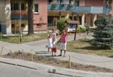 Powiat lubelski: mieszkańcy Bychawy w obiektywie Google Street View. Kogo uwieczniła kamera? Szukajcie się na zdjęciach