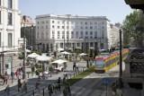 Plac Zbawiciela deptakiem? Jest plan na największą kawiarnię plenerową w Polsce