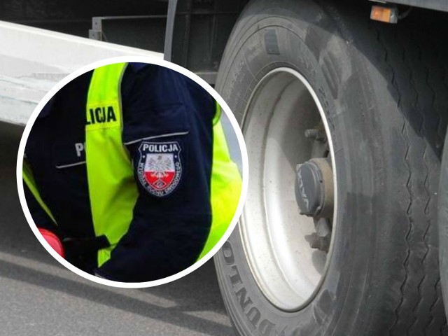 Policjanci dziwili się czemu kierowca jedzie tak wolno. Okazało się, że jest pijany.
