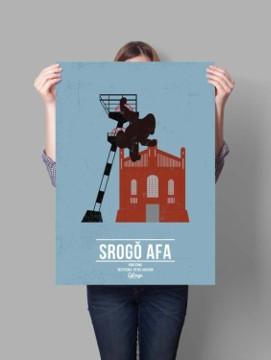 Haja We Kosmosie Plakaty Filmowe Po śląsku Wiecie Co