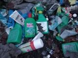 Wysypisko odpadów chemicznych koło Jabłonnej. Rozwiązaniem problemu nikt nie jest zainteresowany?